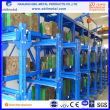 Poudres en acier recouvert Q235 Racking / Sild Racking De Nanjing