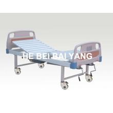 A-192 Cama móvil de hospital manual de doble función
