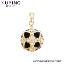 33275 Xuping fashion ceramic pendant new design gold ball pendant jewelry for women