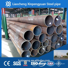 Round Hot Rolled Industrial ASTM A106B seamless steel tube