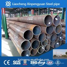 Круглые горячекатаные промышленные бесшовные стальные трубы ASTM A106B