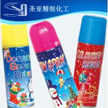 China Weihnachtsgeschenke Großhandel Schnee Spray mit Weihnachten Sofortiger Schnee
