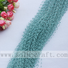 Popular 3MM Acrylic Pearl Tassel Trimming Beaded Garland