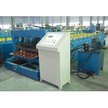 2015 high strength roof tile sheet roll forming machine with PLC control
