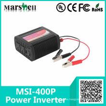 Inversor de corriente para coche con potencia de salida de 300 ~ 500W con enchufe