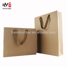 customized elegant paper gift bag