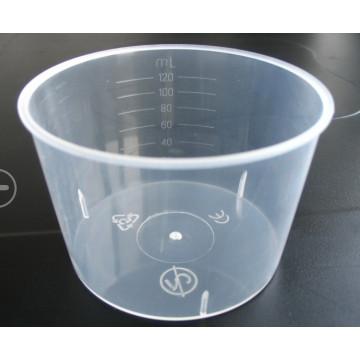 Einweg 120ml Medizinische Plastikbecher
