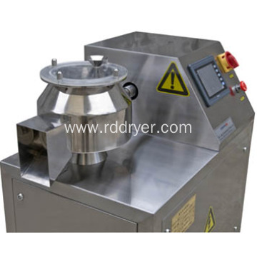 High speed motion mixer for food
