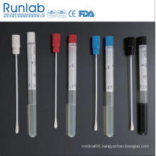Transport Swab with Medium