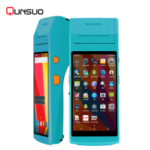 Android NFC Rugged Wifi PDA 2D сканер штрих-кода