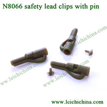 Carp Fishing Safety Lead Clip with Pin