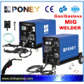 CE GS approved co2 gas welder MIG welding machine