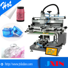 Стеклянная шелкотрафаретная печатная машина для продажи