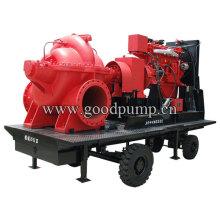 Ensemble de pompe à moteur diesel CUMMINS
