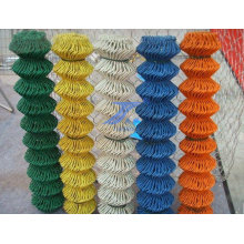 Hot Sale PVC Coated Chain Link Wire Mesh (TS-E135)