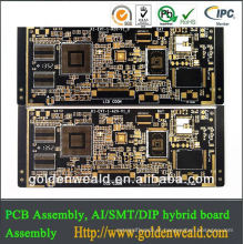 pcb de cobre com Nichia LED pcb carregador móvel