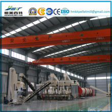 Complete Production Line for Rice Straw Pellets Mill Plant