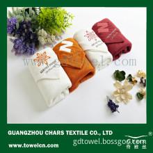 Bamboo Towel Embroidery Towel Logo Towel (DC-I01)