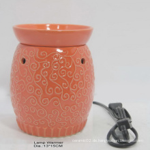 Elektrische Lampe Warmer W / Clear Birne - 11ce10676