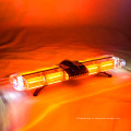 Señal de advertencia brillante del techo del coche del tráfico de la emergencia de la policía de la MAZORCA del LED 100W con el altavoz dentro