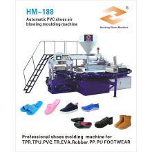 24 estaciones de zapatos de PVC que hacen la máquina