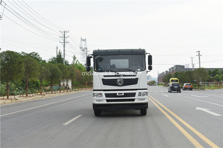 municipal solid waste collection truck dealers