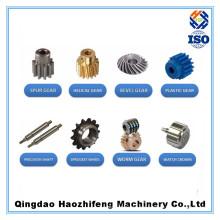Heißer Verkauf CNC Bearbeitungs Aluminium Präzisionsteile