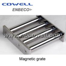 Инжекционные квадратные магнитные решетки хоппера