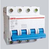 DZ47-63 no fuse circuit breaker(mcb,rcbo,switch)