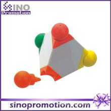 Marcador 3D Marcador Promocional 4 em 1