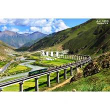 Railway Freight Trains From Nanning To Tashkent