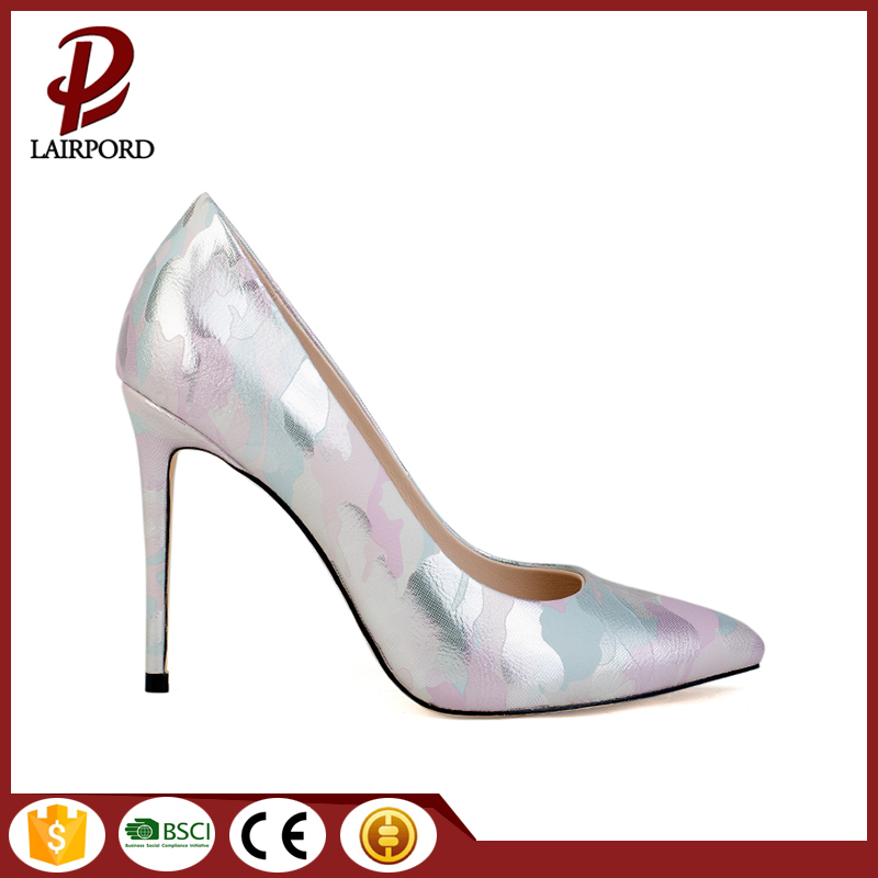 Light-colored prints best-selling women's shoes wholesale