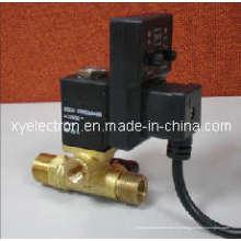 Клапан электромагнитный таймера
