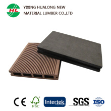 China Supplier WPC Hollow Composite Decking for Outdoor