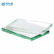 6mm Low Iron Ultra Clear Online Low-E Coated Float/Building Glass, Ultra Clear, Ultra Thick, 3.2 to 15mm