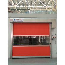 Factory Price Rapid PVC Shutter Door