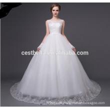 Luxus Hochzeitskleid Braut Ballkleid formale Brautkleider
