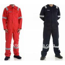 vêtements de travail ignifuges fonctionnels pour vêtements de travail ignifuges fonctionnels pour l'industrie