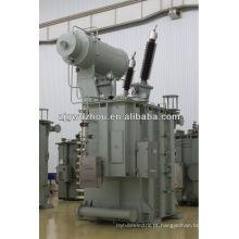 10kV 2500kVA Em carga Transformador de torneira Transformador de forno elétrico