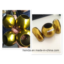 Food Grade High Gloss Candy Color Chrome Effect Powder Coating