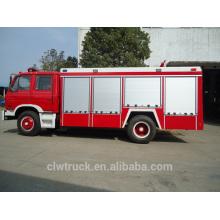 Buena calidad 5-6 toneladas Dongfeng bomberos bomba de agua bomba camión