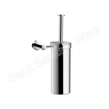 All Brass Toilet Brush and Holder Set/Clean Brush (SL-63004501)