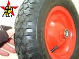 Wheelbarrow Pneumatic Rubber Wheel 4.00-8