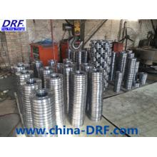Slip-on Flange, GOST, ANSI, DIN Standard, Carbon Steel