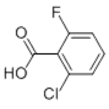 2-Chloro-6-fluorobenzoic acid CAS 434-75-3