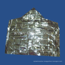 Sterile Foil Baby Bunting Blanket with Hat (DMBK-004)
