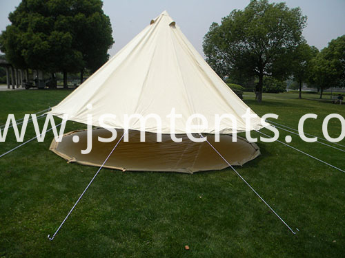 Bell Tents Camping