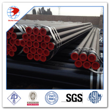 En1029-1 ERW Anti-Rust Oil Covered round mild Steel tube