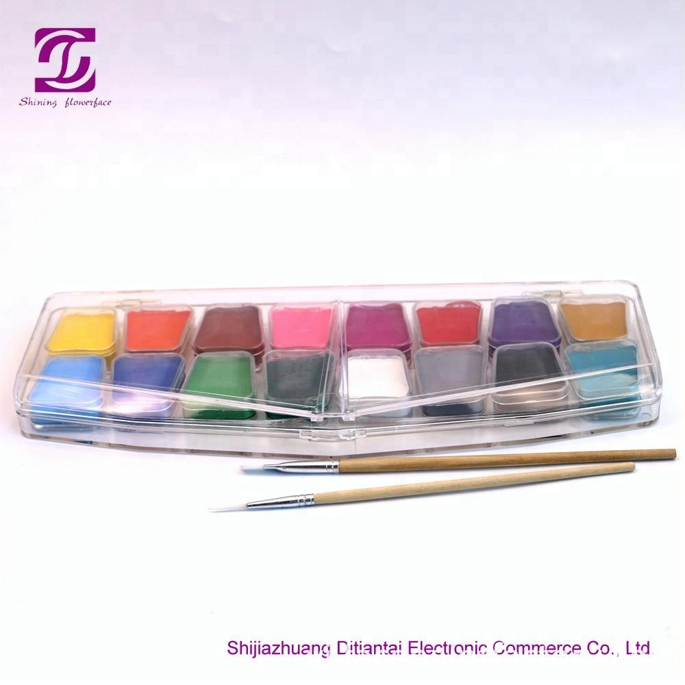Face Paint Palette5