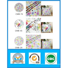 Cheap Sale Thousand Designs Stock 100% Cotton Printed Canvas Fabric Weight 200GSM Width 150cm